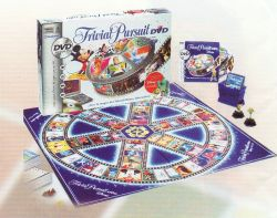 Catálogo de juguetes - Trivial Pursuit Disney