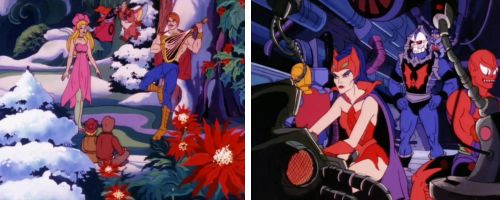 He-Man Especial de Navidad - Villancico y secuestro