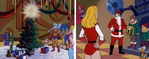 He-Man Especial de Navidad - La Navidad llega a Eternia