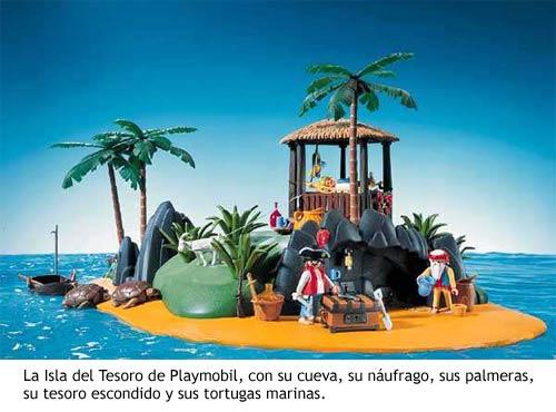 Playmobil - Isla del Tesoro