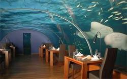 Restaurantes extraños - Eet-ha (Islas Maldivas)