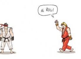 Ryu y Ken