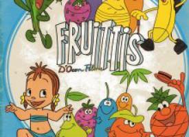Los cromos de 'Los Fruittis'