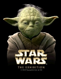Star Wars: The Exhibition - Póster de Yoda