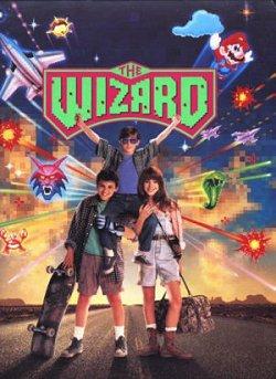 The Wizard - Carátula