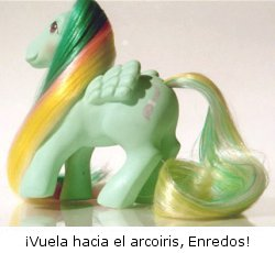 Muñecos que me avergüenzan - Mi pequeño pony