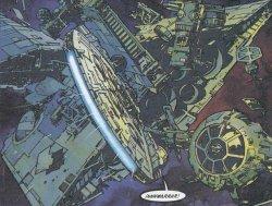 Star Wars Imperio Oscuro - El Halcón Milenario