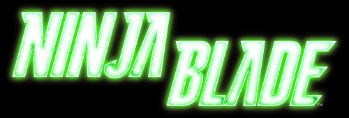 Ninja Blade - Logotipo