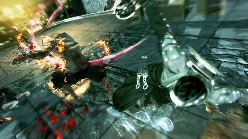 Ninja Blade - Combate