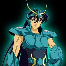 Caballeros del Zodíaco - Shiryu de Dragón