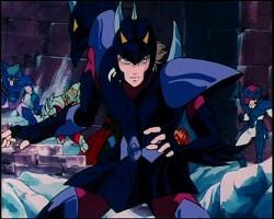 Caballeros del Zodíaco - La saga de Asgard