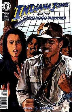 Indiana Jones Omnibus 2 - Los piratas de los Sargazos