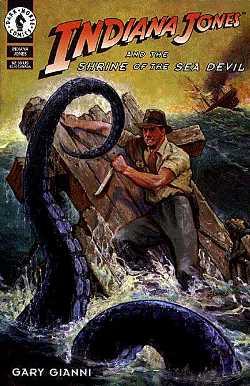 Indiana Jones Omnibus 2 - El Santuario del Diablo Marino