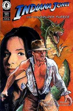 Indiana Jones Omnibus 2 - El Vellocino de Oro