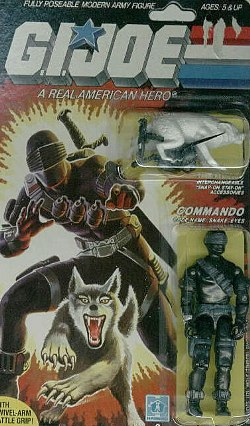 Juguetes que siempre quise - Snake Eyes