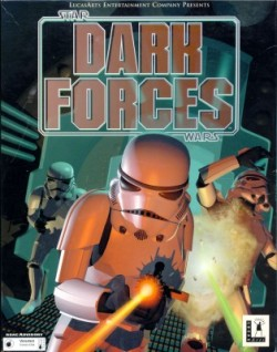 Star Wars: Dark Forces - Carátula