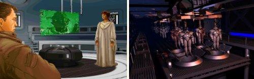 Star Wars: Dark Forces - Secuencia con Mon Mothma