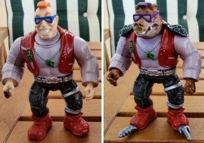 Tortugas Ninja: Mutations - Bebop
