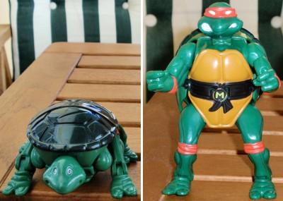 Tortugas Ninja: Mutations - Michaelangelo
