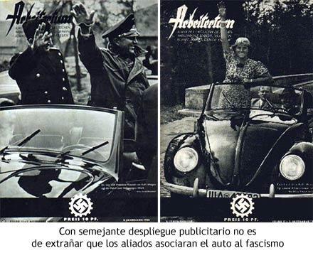 VW - Publicidad nazi