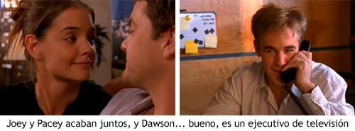 dawson crece final: