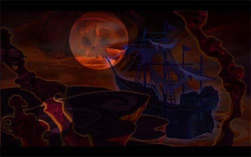 Monkey Island SE - La guarida de LeChuck