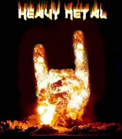 Top 5: Discos de heavy metal - Portada