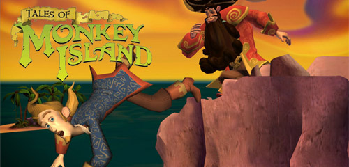 Tales of Monkey Island (II) - Portada