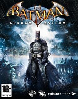 Batman: Arkham Asylum - Carátula