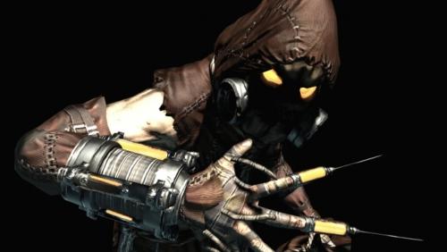 Batman: Arkham Asylum - Espantapájaros