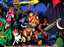 'Dragones y Mazmorras', la serie de TV