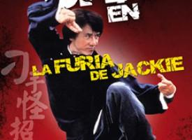 Jackie Chan en 'La furia de Jackie' (1971)