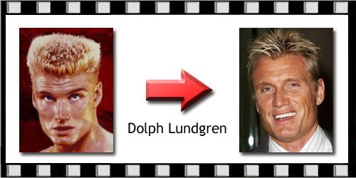 QTV: Héroes de acción - Dolph Lundgren