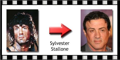 QTV: Héroes de acción - Sylvester Stallone