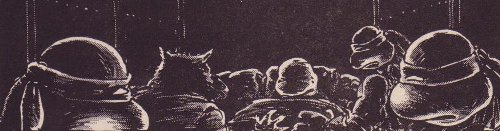 Las Tortugas Ninja de Eastman y Laird: Compañero silencioso - Las tortugas derrotadas