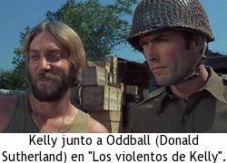 Héreos de acción de los 60 y 70 - Los violentos de Kelly