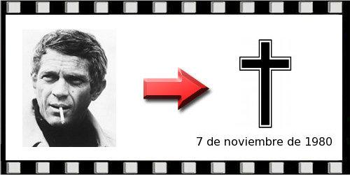Héroes de acción de los 60 y 70 - Steve McQueen