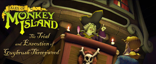 Tales of Monkey Island IV - Portada