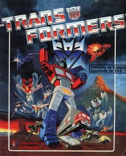 Cromos - Transformers