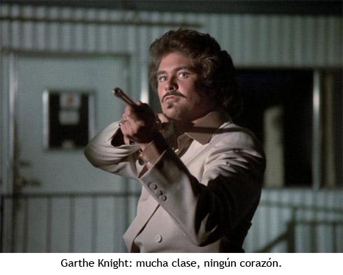 El Coche Fantástico - Goliath - Garthe Knight