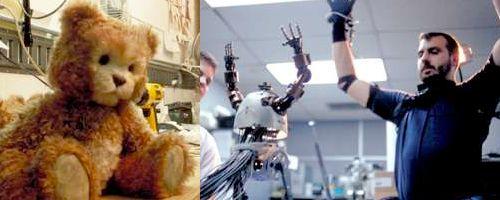 Stan Winston - Teddy, la supermascota