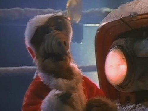 ALF Especial de Navidad - ALF es Papá Noel