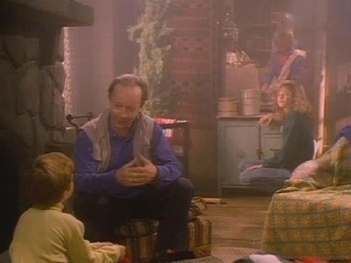 ALF Especial de Navidad - La familia Tanner