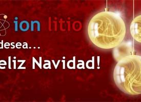 Navidad en ion litio
