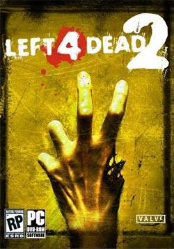 Left 4 Dead 2 - Carátula