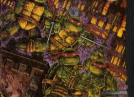 'Las Tortugas Ninja', los cómics de Eastman y Laird (II)