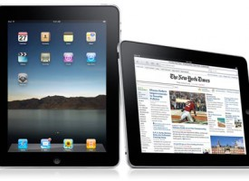 iPad: y llegó el Tablet de Apple