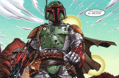 Star Wars - Sombras del Imperio - Boba Fett