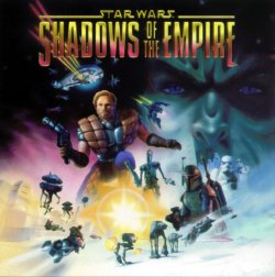 Star Wars - Sombras del Imperio - Portada