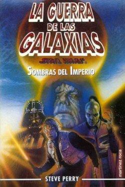 Star Wars - Sombras del Imperio - Portada de la novela